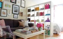 5 lời khuyên sắp xếp không gian sống cho nhà chật bạn phải nhớ kỹ