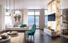 Cải tạo căn hộ 82m² từ 2 thành 3 phòng ngủ cho gia đình 4 người mà vẫn thoáng mát và đảm bảo sự riêng tư