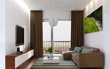 Tư vấn bố trí nội thất căn hộ 60m² hiện đại và hợp với mệnh mộc
