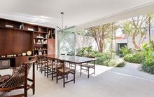 Ngất ngây với ngôi nhà sở hữu 2 khu vườn và sân thượng hoàn hảo