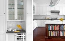 Những thiết kế nội thất nâng cấp phòng bếp đẹp và có tính ứng dụng cao