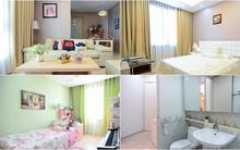 Căn hộ 105m² có phong cách thiết kế tối giản như nhà nước ngoài ở Hà Nội khiến nhiều người ao ước