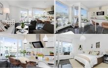 Mãn nhãn với căn hộ 90m² ngập tràn ánh sáng tự nhiên và lôi cuốn tới từng chi tiết