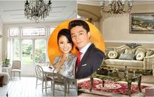 Ngắm hai ngôi nhà vừa đẹp vừa đắt của cặp đôi Hoắc Kiến Hoa – Lâm Tâm Như
