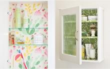 10 thiết kế tủ đựng đồ nhỏ xinh vừa tiện ích vừa làm đẹp cho ngôi nhà