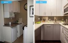 Ngỡ ngàng với sự thay đổi không ngờ của ngôi nhà nhờ vào cải tạo nội thất