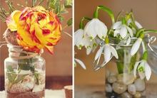 """21 ý tưởng trang trí nhà với hoa """"chuẩn không cần chỉnh"""""""