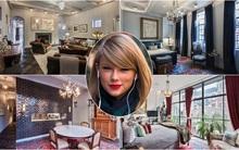Ngắm căn hộ có giá 120 tỷ đồng Taylor Swift sắp chuyển đến