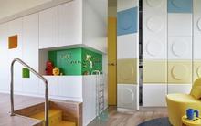 Khám phá căn hộ lung linh sắc màu được lấy cảm hứng từ đồ chơi Lego