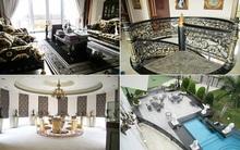 Toàn cảnh ngôi biệt thự triệu đô dát vàng của nhà chồng Tăng Thanh Hà