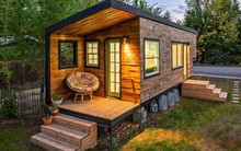 4 ngôi nhà di động đầy đủ tiện nghi và đẹp đến mức khó tin