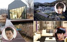3 ngôi nhà xa hoa của những chàng trai trẻ giàu có trong phim Hàn