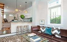 8 mẹo giúp cho căn hộ nhỏ gây ấn tượng từ cái nhìn đầu tiên