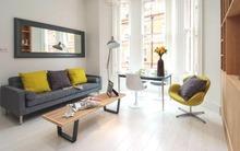 8 cách bố trí bàn ghế phòng khách nhỏ khoa học và đẹp mắt