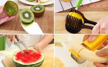 10 dụng cụ giúp bạn gọt hoa quả đẹp như ngoài hàng với giá chỉ khoảng 20.000 đồng