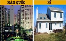 Sự khác biệt của các ngôi nhà giữa trong phim và đời thực ở 9 quốc gia trên thế giới