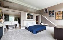 Khám phá 20 căn phòng ngủ đẹp lung linh đến bất ngờ nhờ có cầu thang