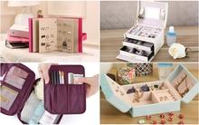 4 thiết kế lưu trữ trang sức cực đẹp chị em nào cũng thích nếu được tặng trong dịp 20-10