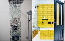 6 cách chọn lựa chất liệu lát phòng tắm giúp tăng hiệu ứng thị giác