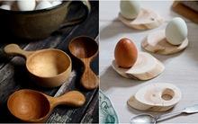Những đồ dùng nhà bếp bằng gỗ siêu xinh làm vừa lòng cả những người khó tính nhất