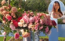 Bà mẹ 1 con sở hữu khu vườn rộng 300m² với hơn 300 gốc hồng đẹp như ở Châu Âu ngay giữa lòng Hà Nội