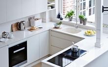 Bếp chữ U -  giải pháp cho căn bếp nhỏ vừa đầy đủ, tiện nghi lại vừa đẹp mắt