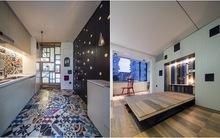 Cải tạo căn hộ 30m² tồi tàn thành không gian sống thông minh đa chức năng