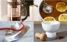 Căn bếp nhà bạn sẽ trở nên ấm áp và tiện lợi hơn với những dụng cụ làm bếp này