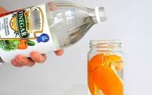 Khử sạch mùi hôi của thùng rác chỉ bằng hai thứ nguyên liệu vô cùng đơn giản