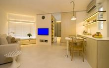 Căn hộ 39 mét vuông được thiết kế đẹp như mơ