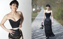 Cô gái có vòng eo siêu nhỏ nhờ mặc áo corset