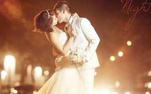 Ảnh cưới độc của cặp vũ công đình đám lệch nhau 20 tuổi