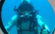 Thử thách sống dưới đáy đại dương 1 tuần