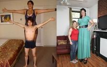 """Cô gái cao hơn 2m kiếm sống bằng nghề """"hành hạ"""" đàn ông"""