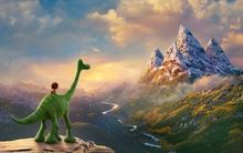 """Hậu trường kỳ công của phim hoạt hình """"Chú khủng long tốt bụng"""""""