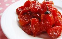 Những công dụng sức khỏe của cà chua sấy khô