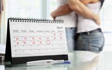 Điều cần biết khi tính ngày an toàn để tránh thai