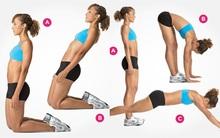 7 động tác thể dục có lợi cho sức khỏe phòng the của bạn