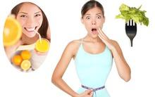 4 chế độ ăn để giảm cân bạn không nên áp dụng