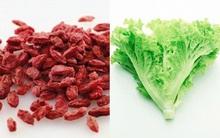 Cải xoăn có thể gây bệnh tuyến giáp, hạt kỷ tử gây kích thích ruột?