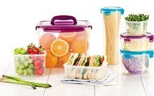 Dùng đồ nhựa đựng thực phẩm: coi chừng nguy hiểm sức khỏe