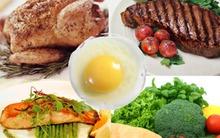 Lý do bạn không nên giảm cân bằng chế độ ăn giàu protein