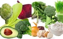 3 nhóm thực phẩm giúp cơ thể đào thải độc tố