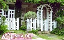 Những cánh cổng khiến bạn thích mê ở Phú Mỹ Hưng