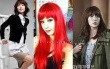 """""""Bắt bài"""" phong cách mái ngố của mỹ nhân Hàn"""