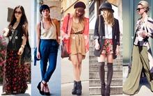 Street style giao mùa ở các thành phố thời trang (P.2)