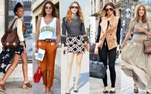 Ngắm street style cực đẹp vòng quanh thế giới tuần qua