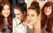 F5 gương mặt với vô vàn kiểu tóc đẹp cùng Julie Vadnal