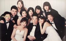"""Y Năng Tịnh khoe ảnh gia đình hạnh phúc """"tam đại đồng đường"""""""