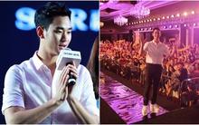 Kim Soo Hyun tỏa sáng như hoàng tử bạch mã giữa rừng fan